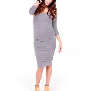 Isabel maternity by Ingrid & Isabel dress size L